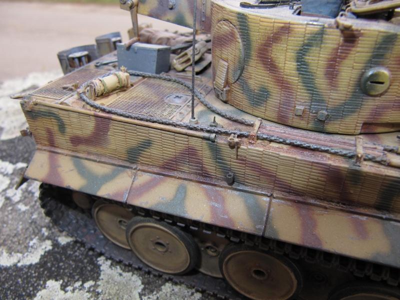 'Tiger-Tractor' Italie 1943 - Italeri 1/35 (Partie 2) 20k10