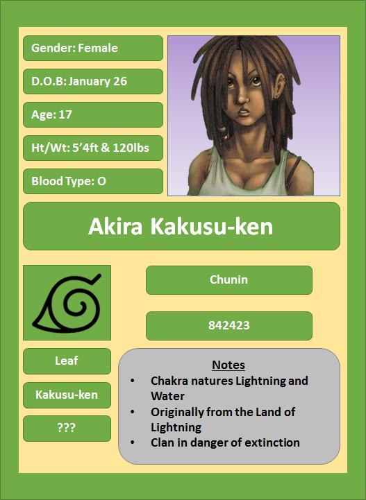 Hidden Leaf Village Characters (Chunin) Kakusu10