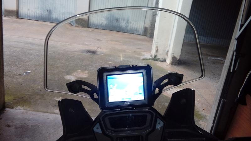 support GPS AT (et pitète XTZ 660) 20170211