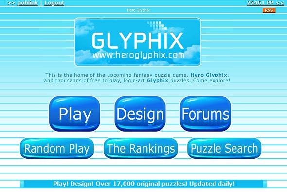 HeroGlyphix ehemals WiiPicross Startb10