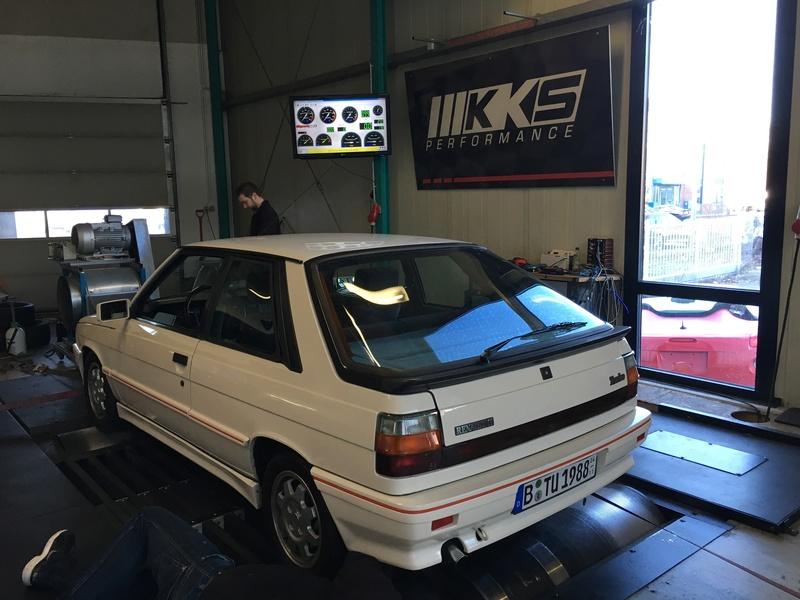 R11 Turbo ph2 1988 white ....23.000km Image15