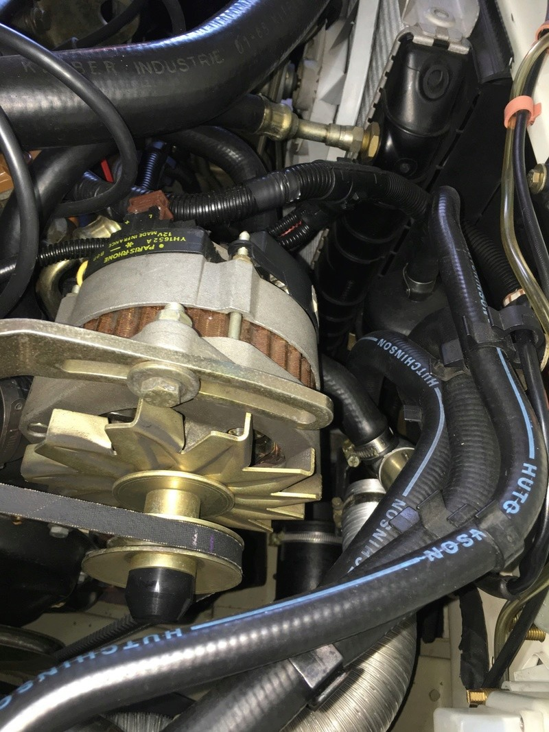R11 Turbo ph2 1988 white ....23.000km Image21