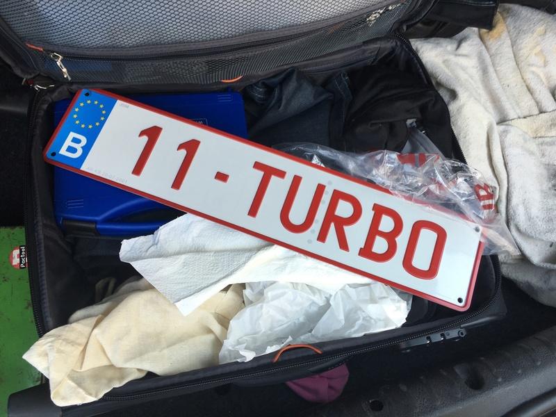 R11 Turbo ph2 1988 white ....23.000km Image27