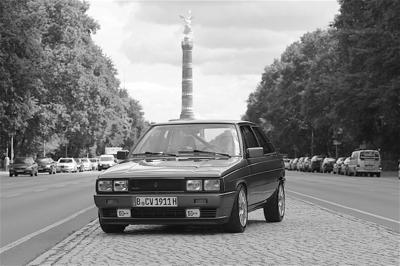 Renault 11 1.8 16v TURBO - Berlin tuning style Img_7510