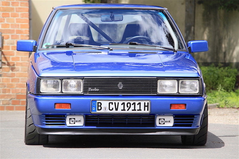 Renault 11 1.8 16v TURBO - Berlin tuning style Img_7511