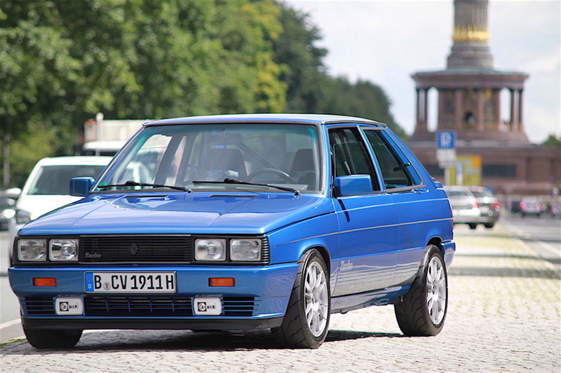 Renault 11 1.8 16v TURBO - Berlin tuning style Img_7512