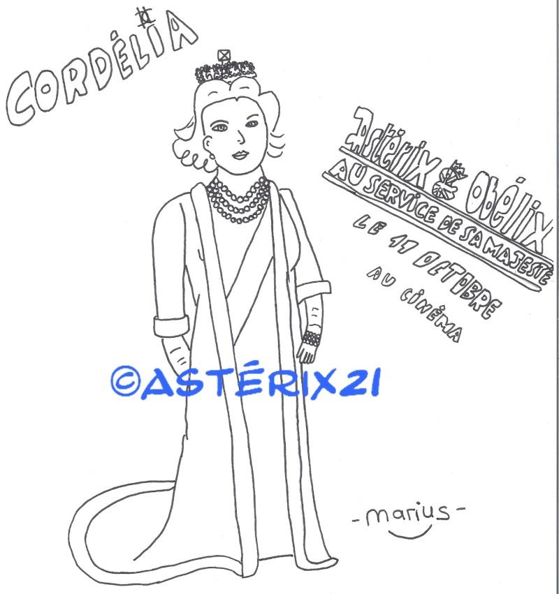 Les dessins d'Asterix21 Cordel10