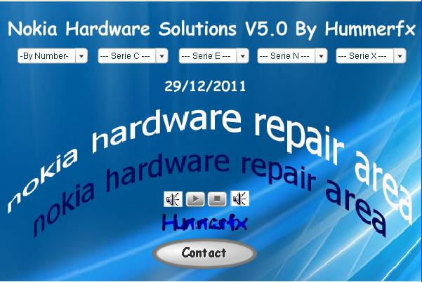 Nokia hardware solutions V5.0 New 11413310