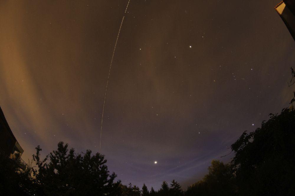 Passage de l'ISS ce matin Proces10