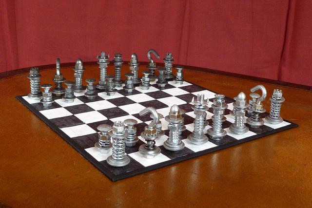 Hardware Chess Set Hardwa10