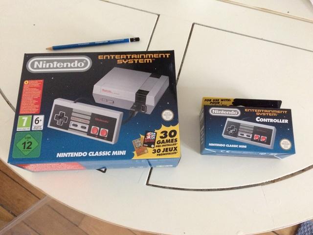 Nintendo Classic Mini - Page 30 Img_2111
