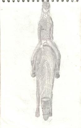 Les pitis dessins de Lady Bubulle Cheval10