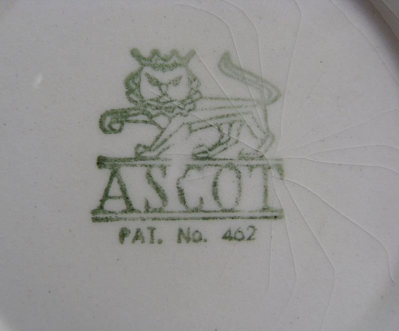 Ascot Pat.No.462 Dsc01227