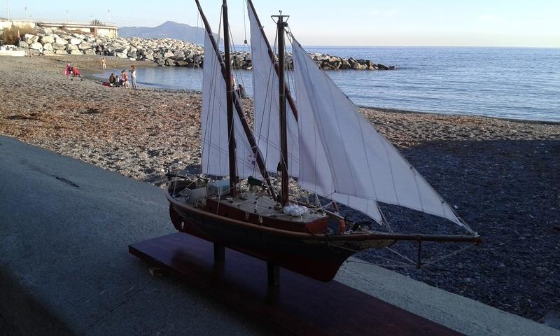 nave - I LAVORI DI GIANNI GIANNI GIORDANO - Pagina 10 20161228