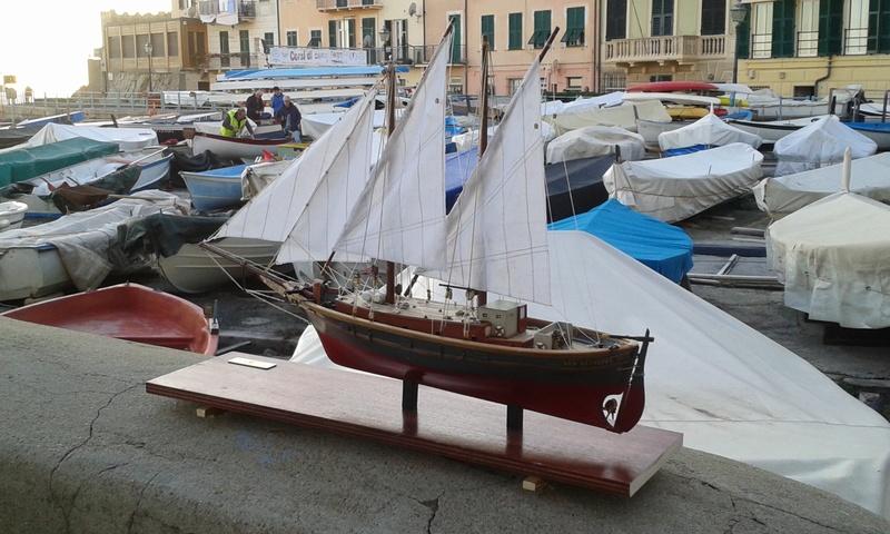 nave - I LAVORI DI GIANNI GIANNI GIORDANO - Pagina 10 20161229
