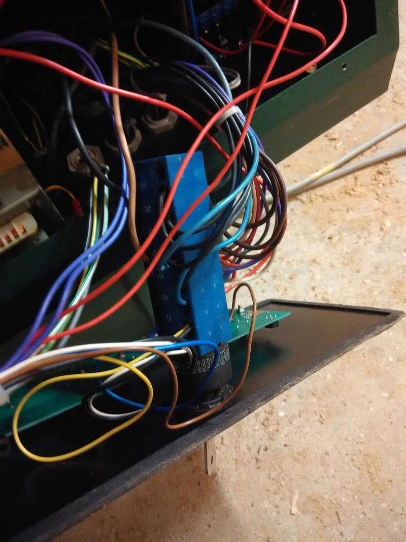 Passage en mono de ma Lurem C260SI Commut10