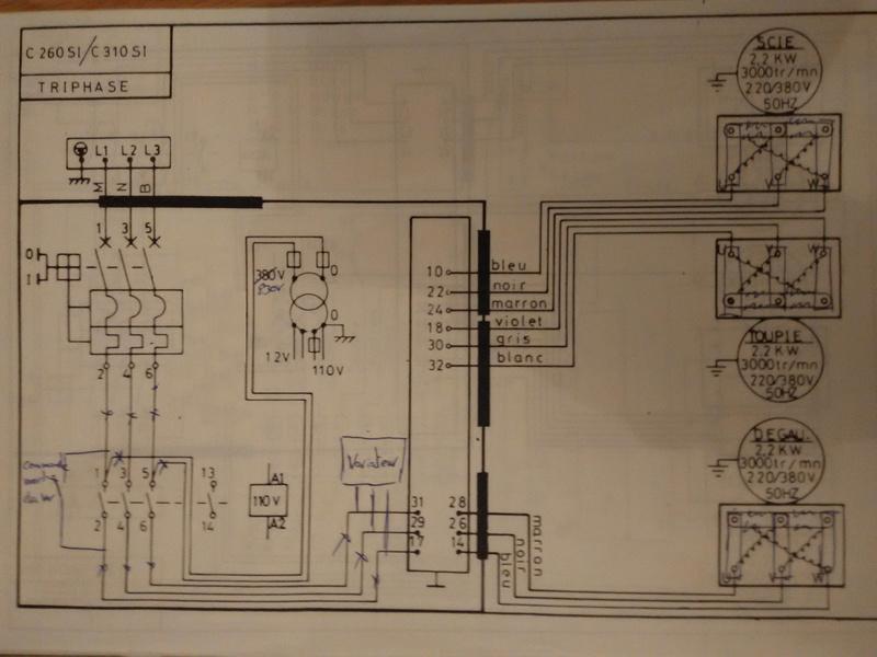 Passage en mono de ma Lurem C260SI Img_0913
