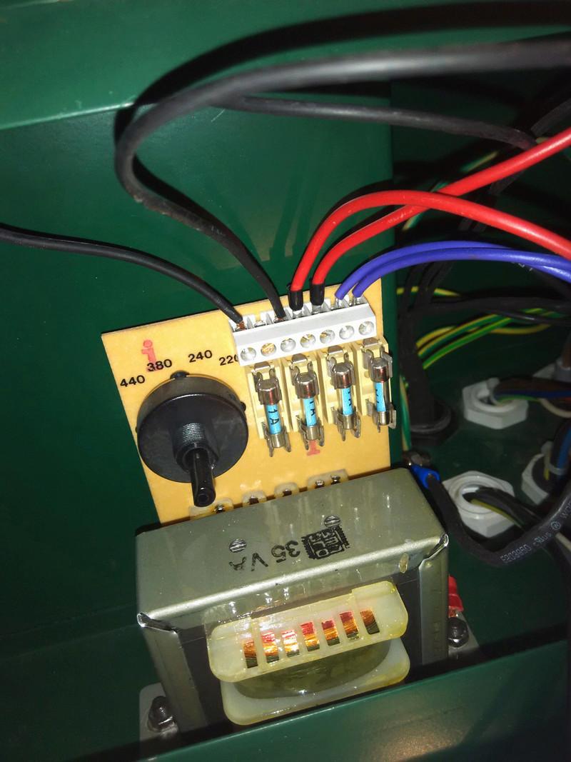 Passage en mono de ma Lurem C260SI Transf10