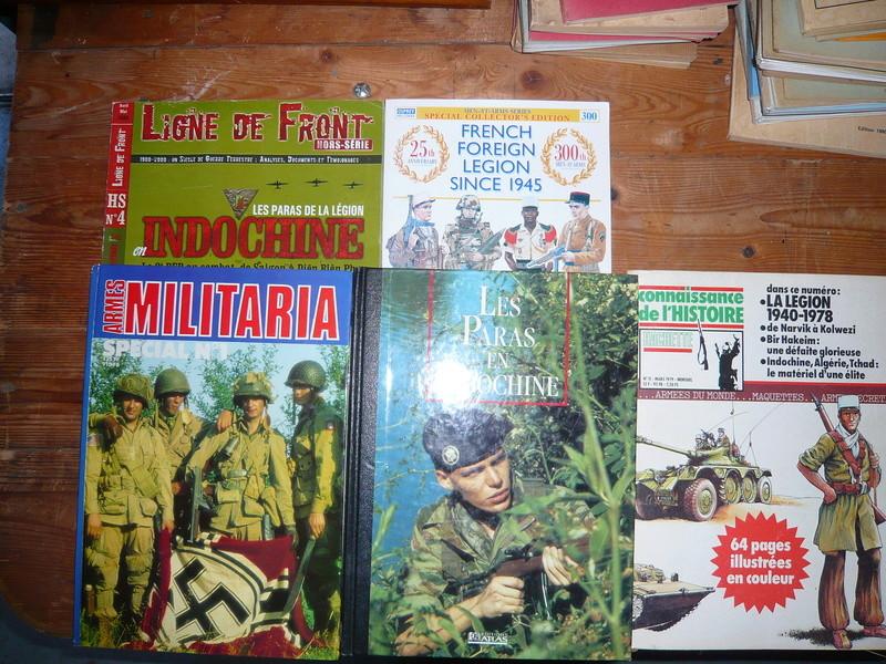 lot livre militaria P1080745