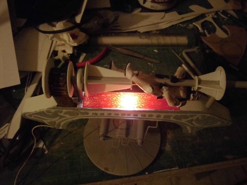 Palais de Jabba / Caverne du Rancor Gentle Giant Cimg2420