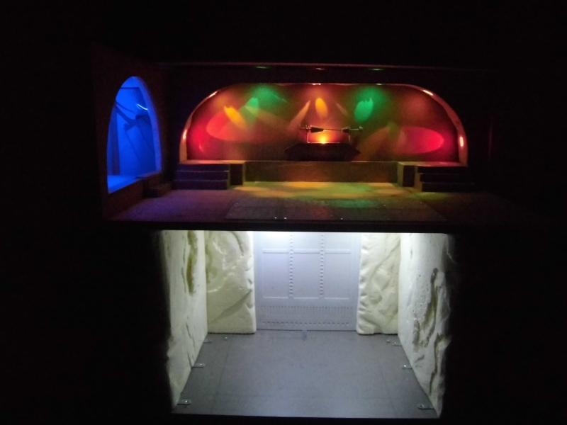 Palais de Jabba / Caverne du Rancor Gentle Giant Cimg2427