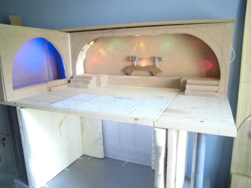 Palais de Jabba / Caverne du Rancor Gentle Giant Cimg2436