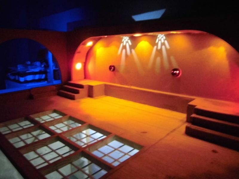 Palais de Jabba, Rancor grotte xxl Cimg2510