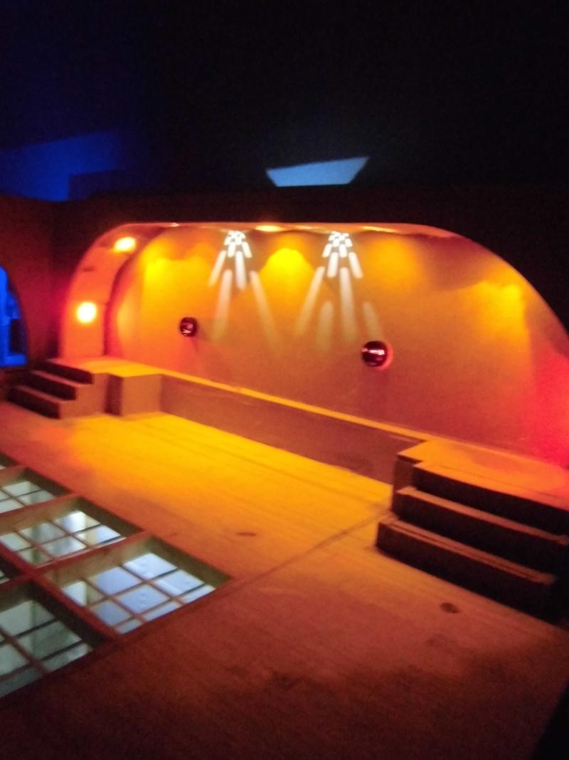 Palais de Jabba, Rancor grotte xxl Cimg2511