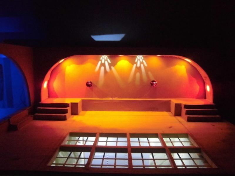 Palais de Jabba, Rancor grotte xxl Cimg2514