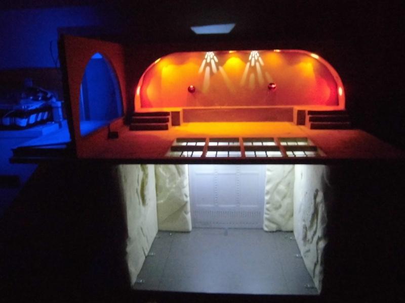 Palais de Jabba, Rancor grotte xxl Cimg2515