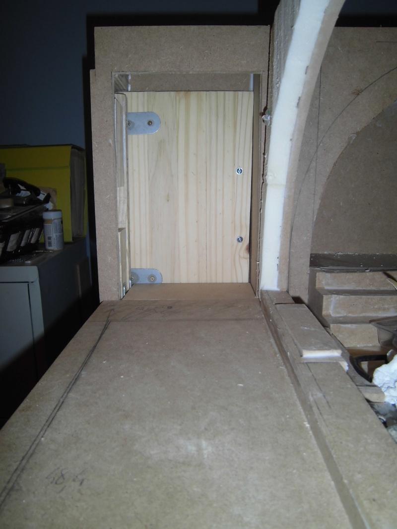 Palais de Jabba, Rancor grotte xxl Cimg2522