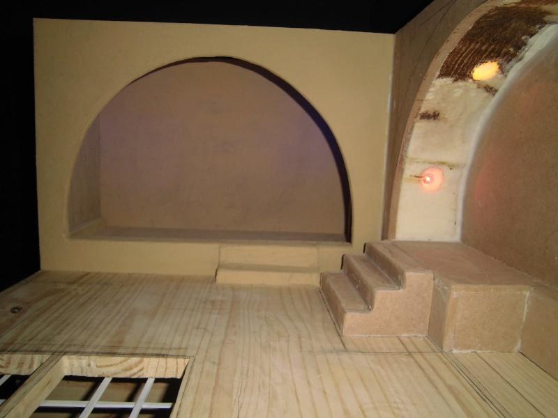 Palais de Jabba / Caverne du Rancor Gentle Giant - Page 2 Cimg2527