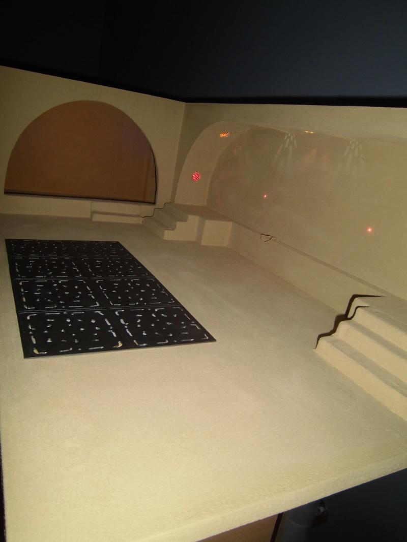 Palais de Jabba, Rancor grotte xxl Cimg2610