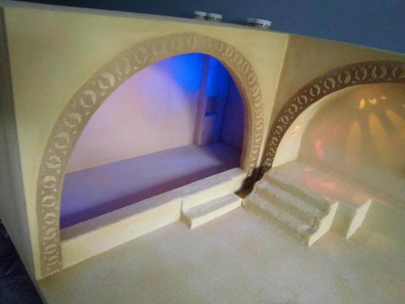 Palais de Jabba / Caverne du Rancor Gentle Giant - Page 3 Cimg2629