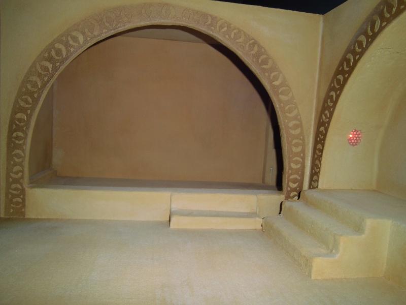 Palais de Jabba / Caverne du Rancor Gentle Giant - Page 3 Cimg2635