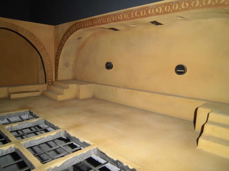 Palais de Jabba / Caverne du Rancor Gentle Giant - Page 3 Cimg2711