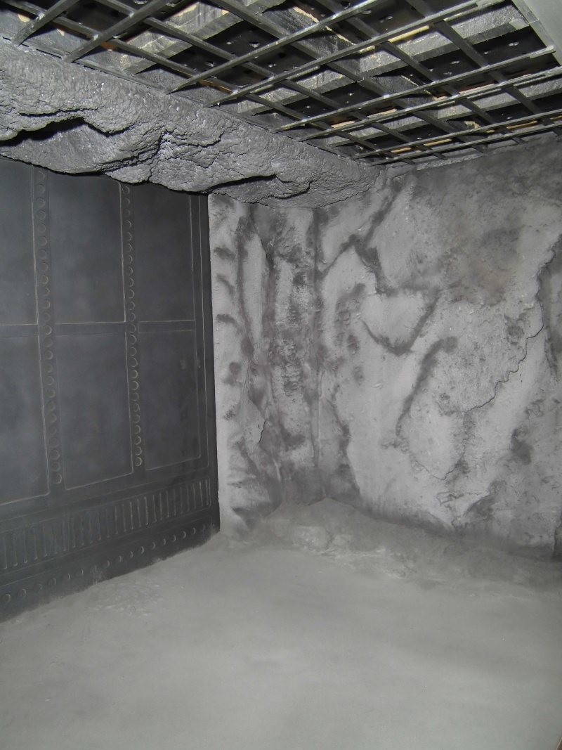 Palais de Jabba / Caverne du Rancor Gentle Giant - Page 3 Cimg2732