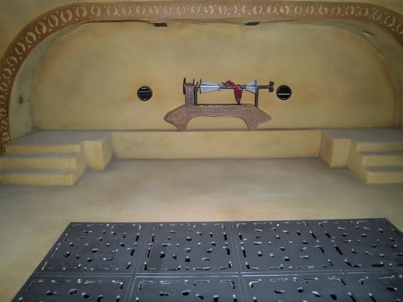 Palais de Jabba / Caverne du Rancor Gentle Giant - Page 4 Cimg2745