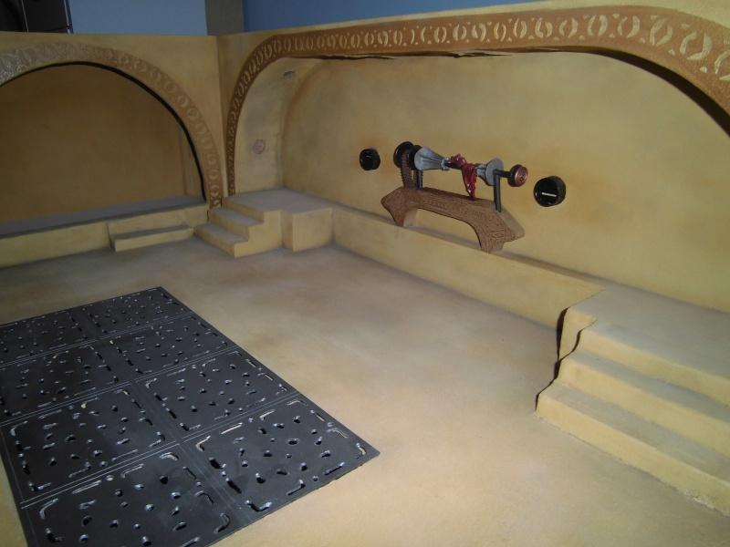 Palais de Jabba / Caverne du Rancor Gentle Giant - Page 4 Cimg2746