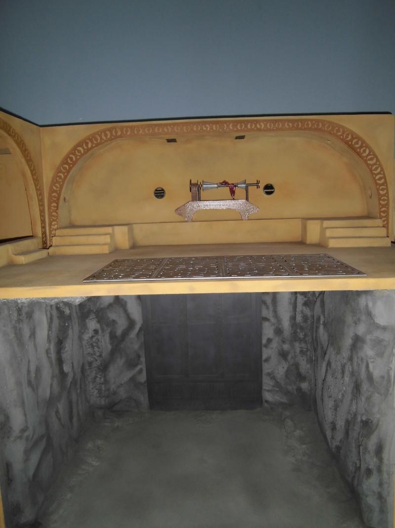 Palais de Jabba / Caverne du Rancor Gentle Giant - Page 4 Cimg2747