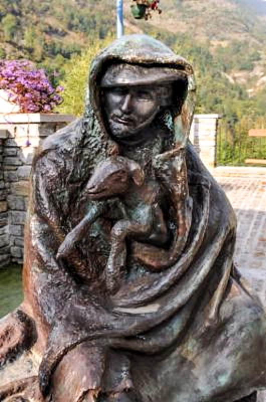 Une fontaine à Viella en Pays Toy, Hautes-Pyrénées - France 65463_10