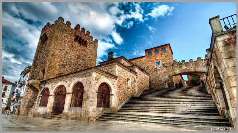 La ville de Cacérès en Espagne Patrimoine de l'Humanité !!  75732310