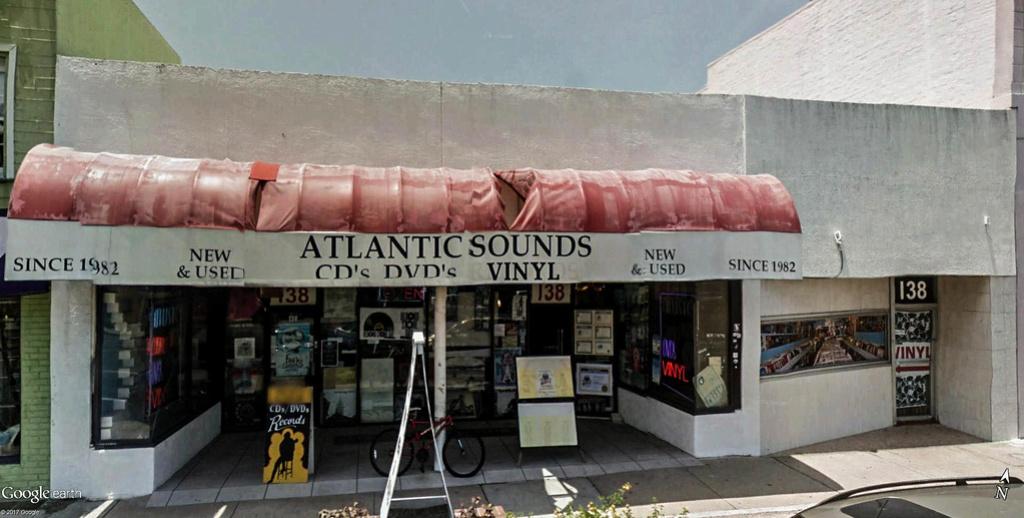 Atlantic Records - Daytona Beach, Floride - USA Atlant11