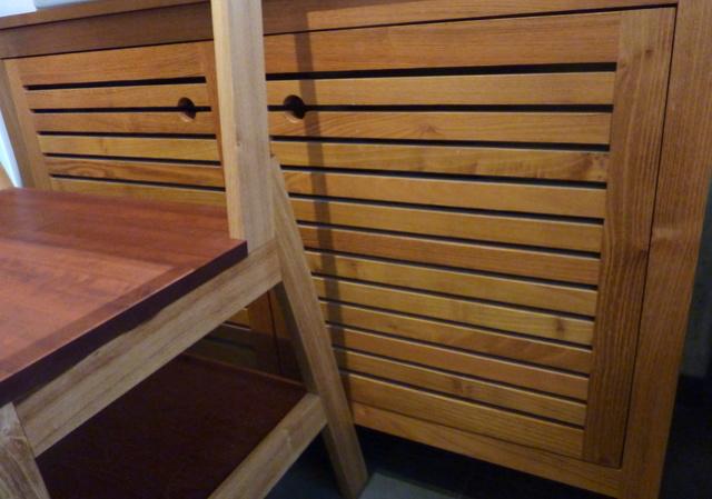 Chaise porte-serviette + tiroir - Page 2 Meuble12