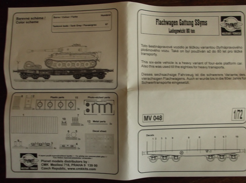 Flachwagen Gattung SSyms Ladegewicht 80t Dscf2056
