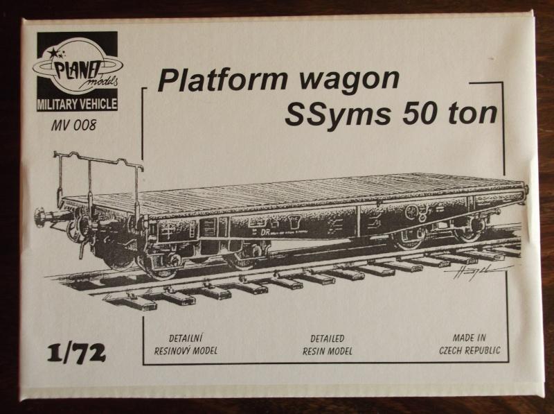Plattformwaggon SSyms 50t Dscf2061