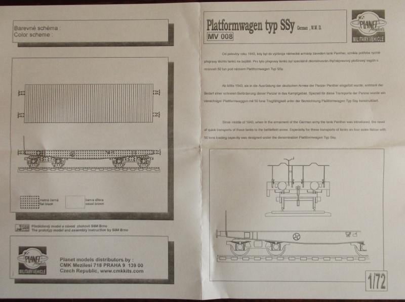 Plattformwaggon SSyms 50t Dscf2062