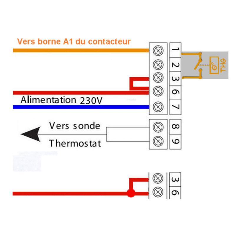matériel nécessaire pour asservissement PAC / filtration Dhg-2-10
