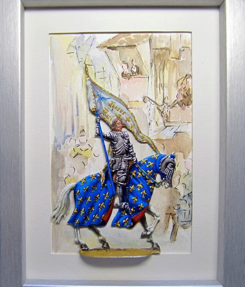 Entrée de Jeanne d'Arc dans Orléans Jeanne10
