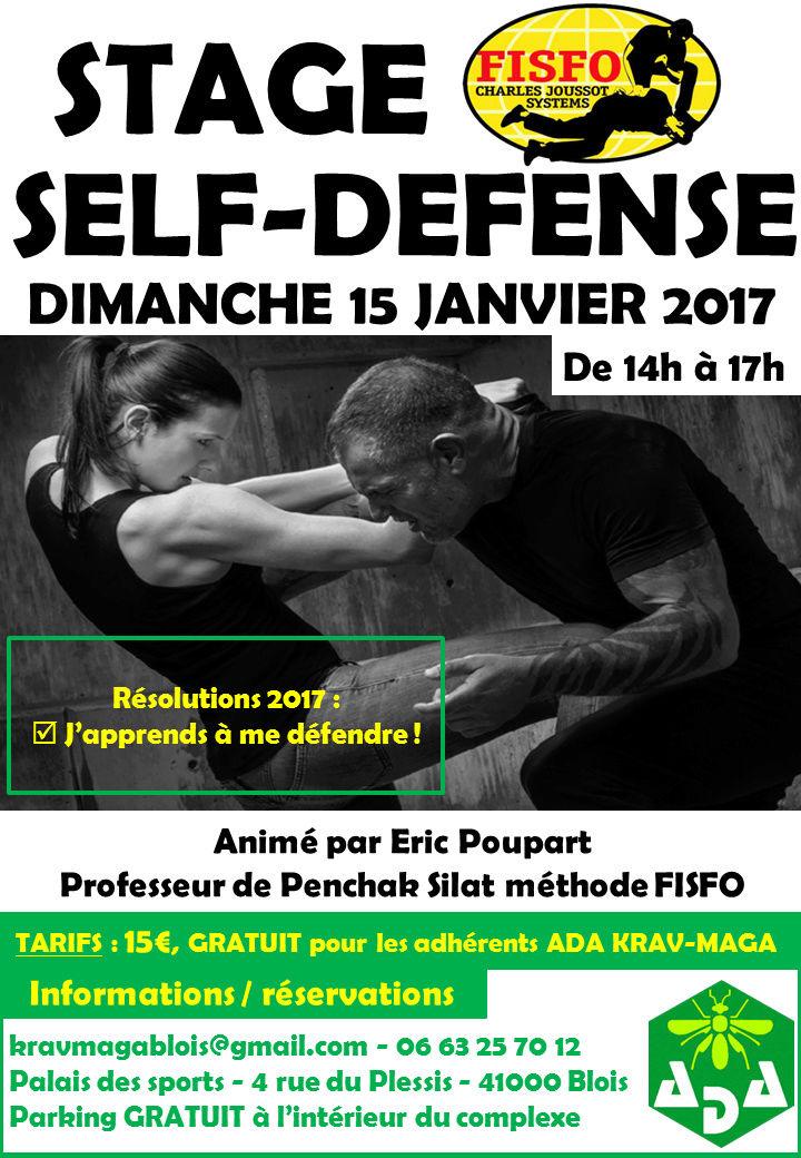 Stage Self-Defense à Blois le 15/01/2017 Stage_10